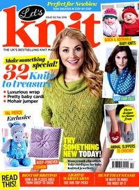 Lets Knit February 2016