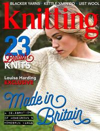 Knitting June 2017