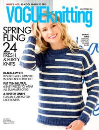 Vogue Knitting 2016