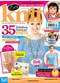 Журнал - Let's Knit Issue 2015-92