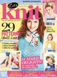 Журнал - Let's Knit Issue 2015-93