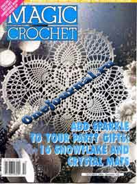 Книга - Magic Crochet