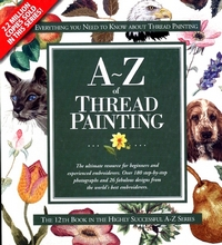 Журнал - A-Z of Thread Painting