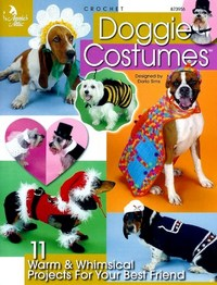 Журнал - Annies Attic №873956  Doggie Costumes (одежда для собак)
