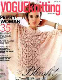 Журнал - Vogue Knitting Early Fall 2012