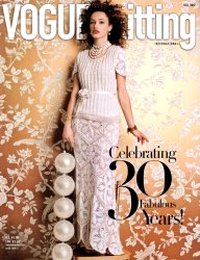 Журнал - Vogue Knitting Fall 2012