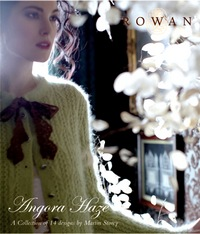 Журнал - Rowan Angora Haze Collection