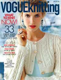 Журнал - Vogue Knitting - Early Fall 2013