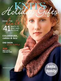 Журнал - Interweave Knits Holiday Gifts 2013
