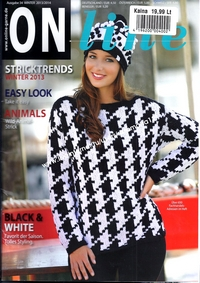Журнал - ONline Stricktrends WINTER 2013-2014-34