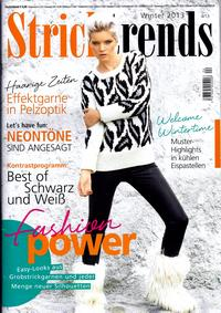 Журнал - Stricktrends Fashion Power №4 Winter 2013