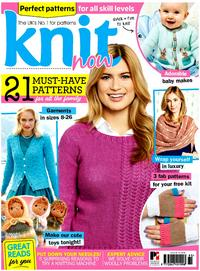 Knit Now 85 2018