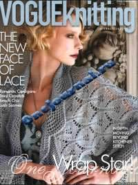 Журнал-Vogue Knitting 2010 Spring-Summer