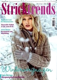 Журнал - Stricktrends 2012-4 Winter