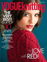 Журнал - Vogue Knitting Winter 2012-2013
