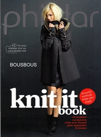 Журнал - Phildar Knit it book  2010-41
