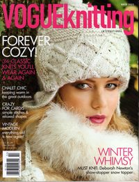 Журнал - Vogue Knitting Winter 2010-2011