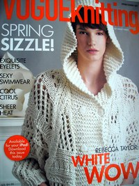 Журнал - Vogue Knitting  Spring 2011-1