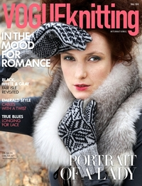 Журнал - Vogue Knitting international, fall 2011