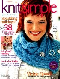 Журнал - Knit Simple - Holiday 2011
