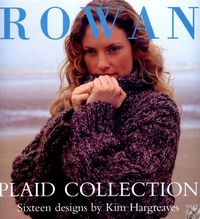 Журнал - Rowan Plaid Collection.Kim Hargreaves
