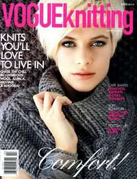 Журнал - Vogue Knitting Winter 2011-2012