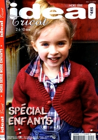 Журнал - Ideal Tricot Special Enfants 2012-45