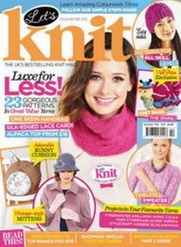 Журнал - Let's Knit - February 2015