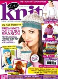 Журнал - Let's Knit Issue 2014-83