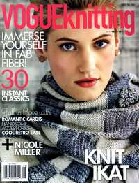 Журнал - Vogue Knitting - Early Fall 2014