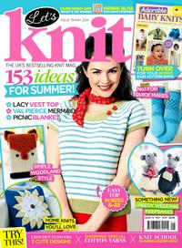 Журнал - Let's Knit Issue 2014-79