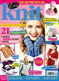 Журнал - Let's Knit Issue 2014-76