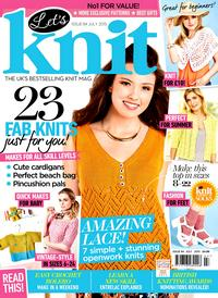 Lets Knit Issue 94