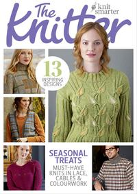 Журнал - The Knitter Issue 2015-81